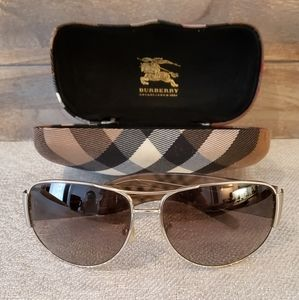 Burberry Unisex Sunglasses.